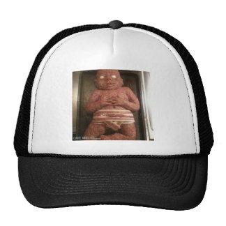 Roupa do bebê do Meatloaf Boné