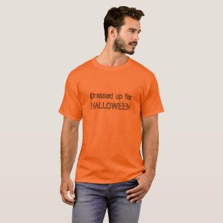 Roupa do Dia das Bruxas - camiseta engraçada