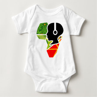 roupa do Nam-rádio para as pessoas que querem mais Body Para Bebê