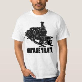 Roupa do t-shirt do desenhista do transporte do camiseta