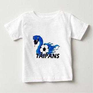 Roupa do Taipan Camiseta Para Bebê