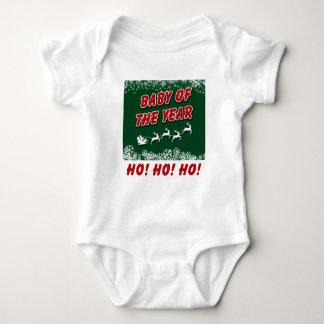 Roupa para bebês, bebê do ano body para bebê