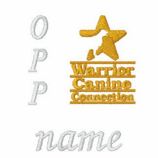 Roupa personalizado da obscuridade de OPP Moletom Com Capuz E Ziper Bordado