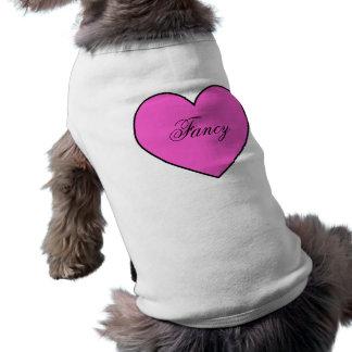 Roupa personalizado do animal de estimação do camisa sem mangas para cachorro