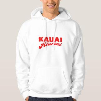 Roupa vermelho dos incursores de Kauai Moletom