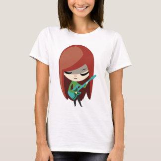 Roxie Rockstar Camiseta