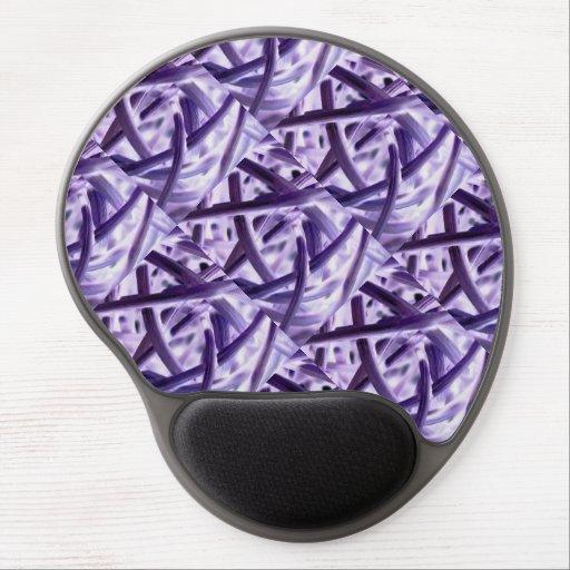 Roxo Mouse Pad De Gel