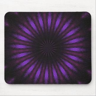 Roxo vibrante mousepad
