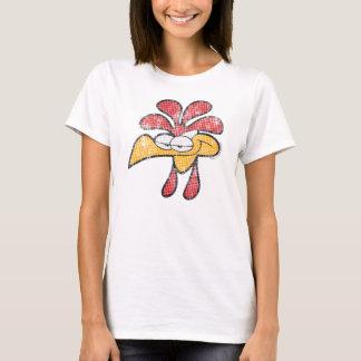 Roy a camisa das mulheres do galo camisetas