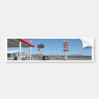 Roy´s cafetaria Route66 Adesivo Para Carro