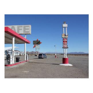 Roy´s cafetaria Route66 Cartão Postal