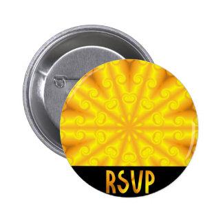 RSVP amarelo Boton