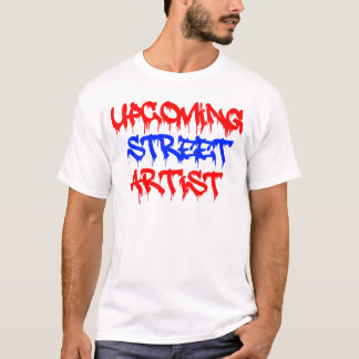 rua artist.gif camiseta