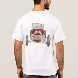 Rua clássica Rod Camiseta