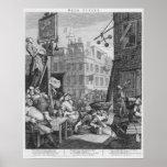 Rua da cerveja, 1751 posteres