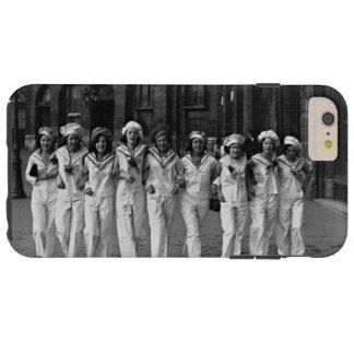 Rua de la Paix Paris France 1932 de Catherinettes Capas iPhone 6 Plus Tough