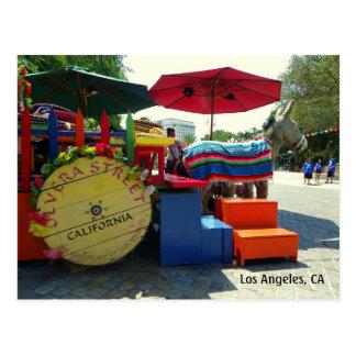 Rua de Olvera, cartão de Los Angeles!