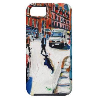rua Dublin de Georges Capas Para iPhone 5