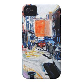 rua Dublin de Wicklow Capa Para iPhone 4 Case-Mate