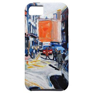 rua Dublin de Wicklow Capas Para iPhone 5