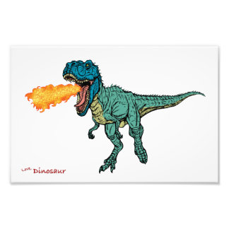 Rua Judeasaurus Rex por Steve Miller Arte De Fotos
