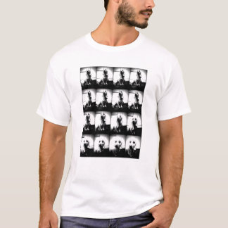 Rubi Babushka no negativo, foto por Richard Dodd Camiseta