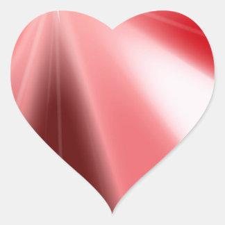 Rubi Starburst Adesivo Coração