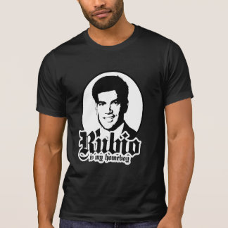 RUBIO É MEU HOMEBOY png T-shirts