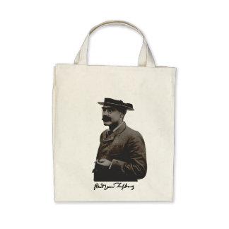 Rudyard Kipling Bolsa De Lona