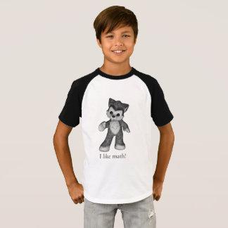 Rufus a camisa do lobo eu gosto da matemática