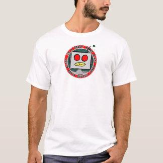 Ruídos do robô camiseta