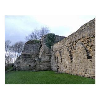 Ruínas Cistercian da abadia em Culross Cartão Postal