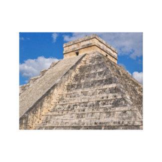 Ruínas de Chichen Itza em México