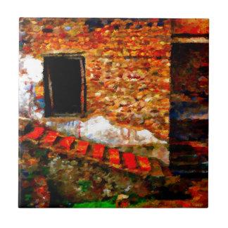 Ruínas em Pompeii Italia