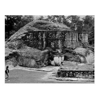 Ruínas maias, Guatemala Cartão Postal