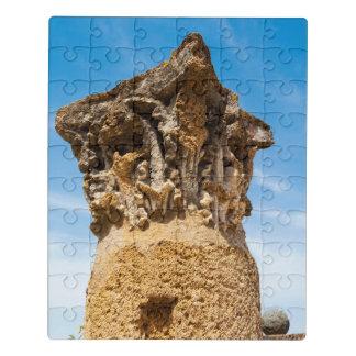 Ruínas romanas da coluna