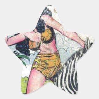 Rulah, deusa da selva adesito estrela