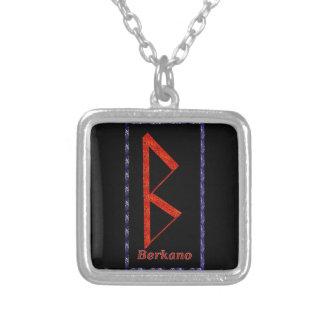 Rune de Berkano Bijuteria Personalizada