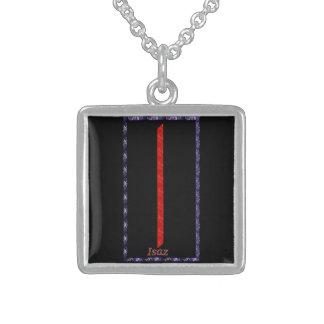 Rune de Isaz Bijuteria Personalizada