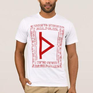 Rune de Thurisaz Camiseta