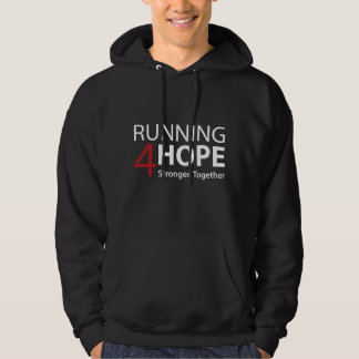 Running4Hope Stronger Together Moletom