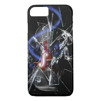 Ruptura do triplo capa iPhone 7
