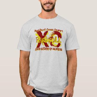 Russell XC camisa de 2009 estados