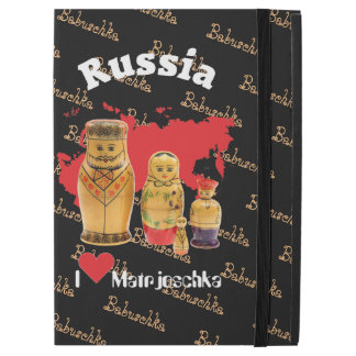 Rússia - Russia Babuschka IPad capa