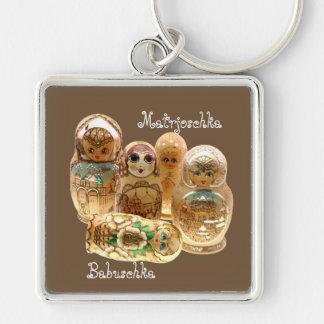 Rússia - Russia Babuschka porta-chaves
