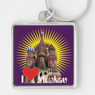Rússia - Russia Moscovo porta-chaves