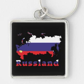 Rússia - Russia porta-chaves