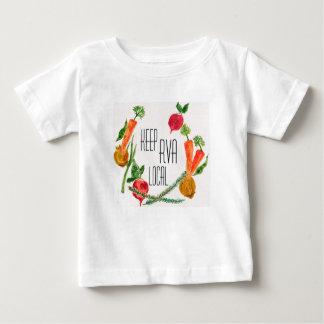 RVA vão design fresco da fazenda local da camisa