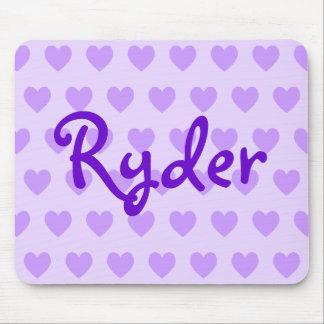 Ryder no roxo mouse pad