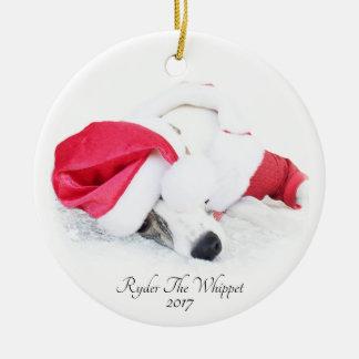 Ryder o ornamento de Whippet